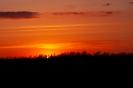 Solnedgang over Kastrup